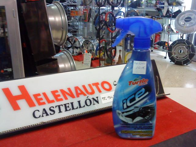 TRATAMIENTO INTERIOR TOTAL TURTLE WAX